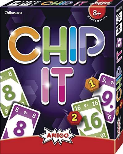 AMIGO Spiel + Freizeit 02006 Chip it Kartenspiel