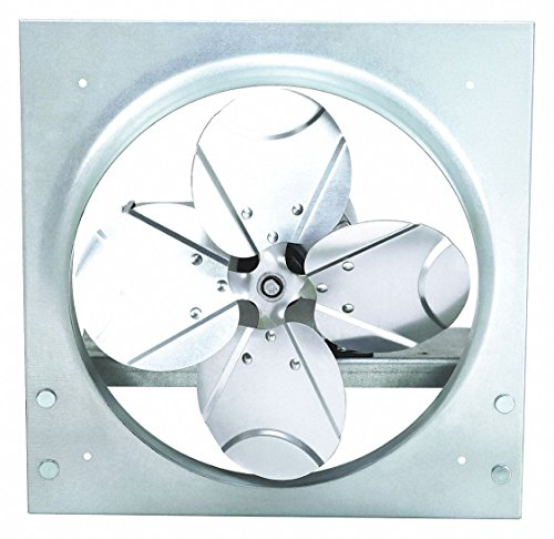Fantastic Deal! Dayton 1/4HP 208 to 230/460VACV Direct Drive Reversible Reversible Exhaust/Supply Fan 10E027-1 Each