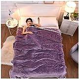 Quilt Heimtextilien Decke Büro Nickerchen Sofa Schal Decke Polsterung dekorative Decke hypoallergen Baby gewickelt Handtuch Spiel Decke Bettlaken (L: 150,180,200CM W: 200,230CM) Bettwäsche