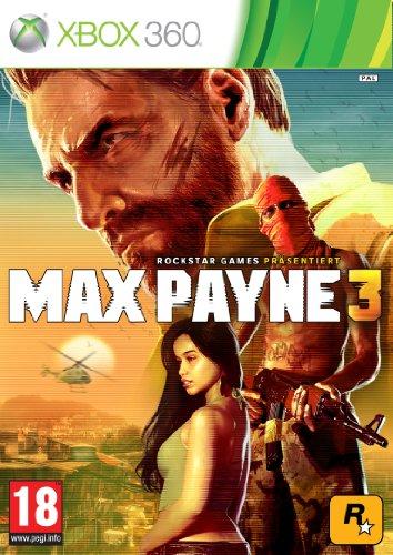 Max Payne 3 (uncut) [PEGI] [Importación Alemana]