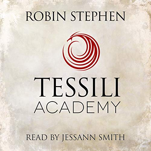Tessili Academy audiobook cover art