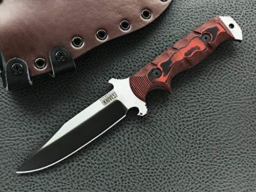 Dawson Knives   CPM-3V Chief   Specter Finish
