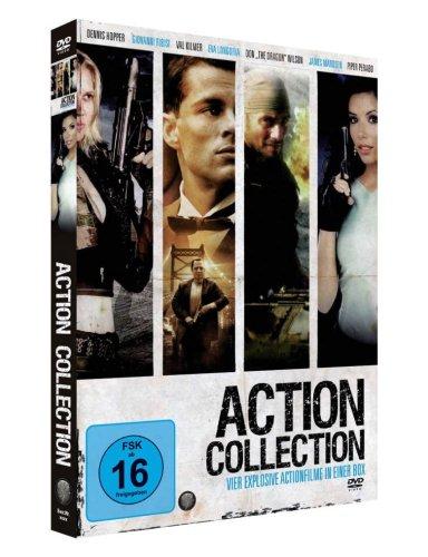 Action-Collection *4 Filme auf 2 DVDs!* [Alemania]