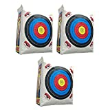 Morrell Weatherproof Supreme Range Archery Bag Target NASP Field Point Cover w/ 2 Shooting Sides and 4 Shooting Spots (Cover Only) (2 Pack)