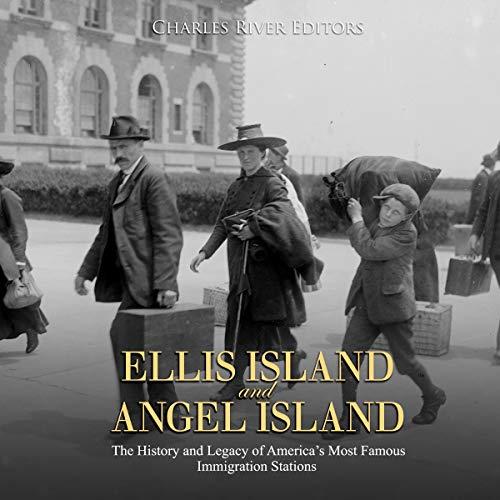 Couverture de Ellis Island and Angel Island