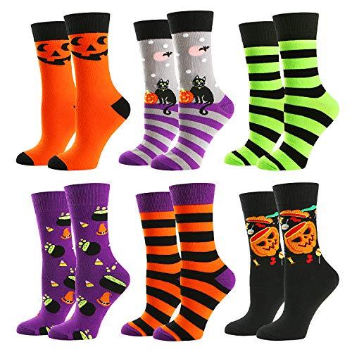 Halloween Socks Funny Novelty Socks