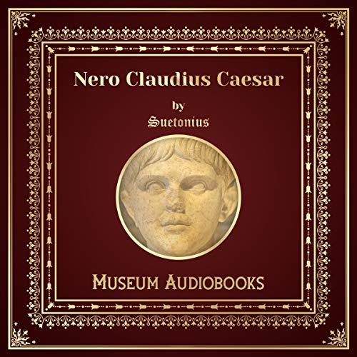 Nero Claudius Caesar audiobook cover art