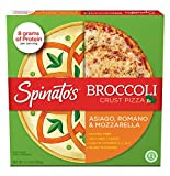 SPINATO'S BROCCOLI CRUST PIZZAS are made from old world flavors passed down from generations of the Spinato Family, married with health benefits of a new world that will satisfy any pizza-lover's palate – without sacrificing nutrition! SUPPORTS A HEA...