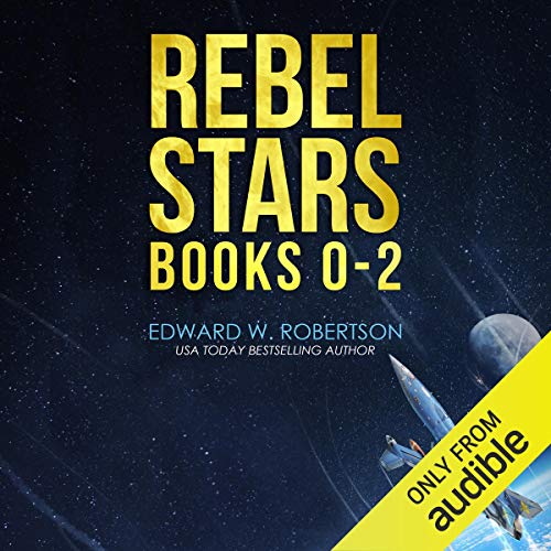 Rebel Stars: Books 0-2  By  cover art