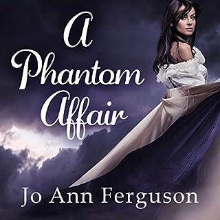 A Phantom Affair audiobook cover art