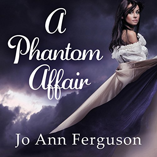 A Phantom Affair audiobook cover art