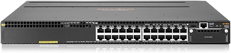HP JL073A 3810M 24G PoE+ 1-Slot Switch