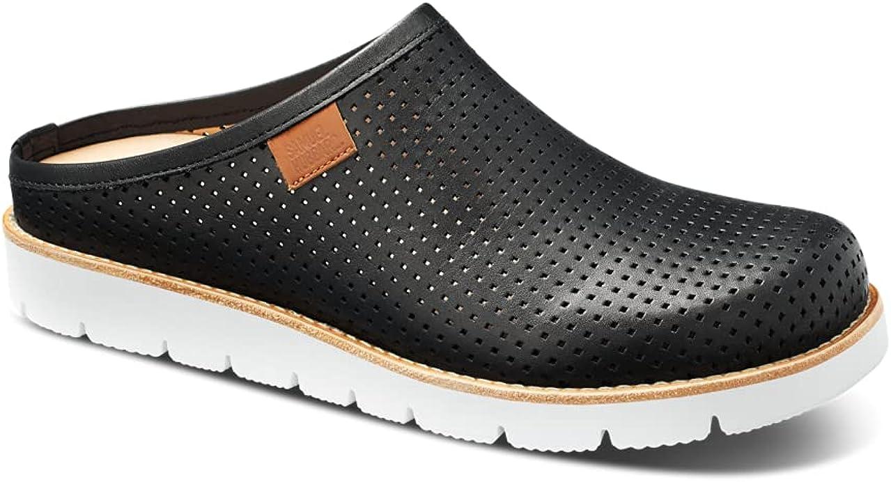Samuel Hubbard SamSport Clog High material Black store - Medium 10 Leather