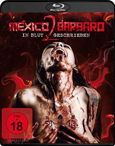 Mexico Barbaro II - In Blut geschrieben [Alemania] [Blu-ray]