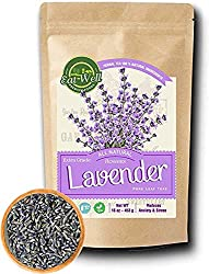 Dried culinary lavender