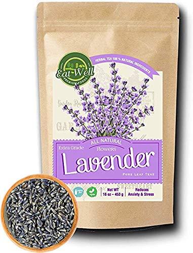 Lavender Flowers 4 oz