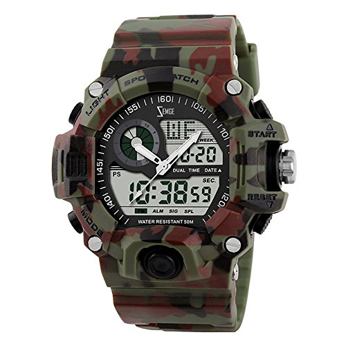 ZEMGE Reloj de Pulsera ZS1030