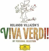 Rolando Villazon's Viva Verdi!-My Personal Selecti
