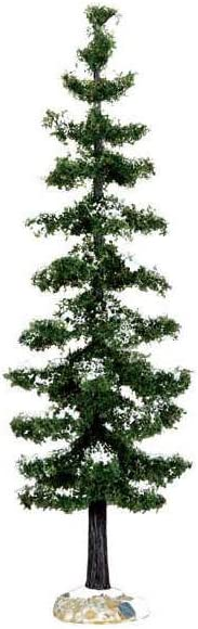 Lemax Village low-pricing Collection Blue #64112 Large Virginia Beach Mall Tree Spruce