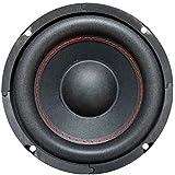 1 subwoofer MASTER AUDIO CW650/4+4TP sub 300 watt rms 600 watt max 6,5' 16,50 cm 165 mm di diametro woofer dvc doppia bobina 4 + 4 ohm, 1 pezzo