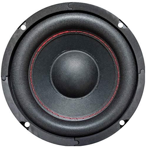 1 SUBWOOFER MASTER AUDIO CW650/4+4TP mit 300 watt rms und 600 watt max 6,5