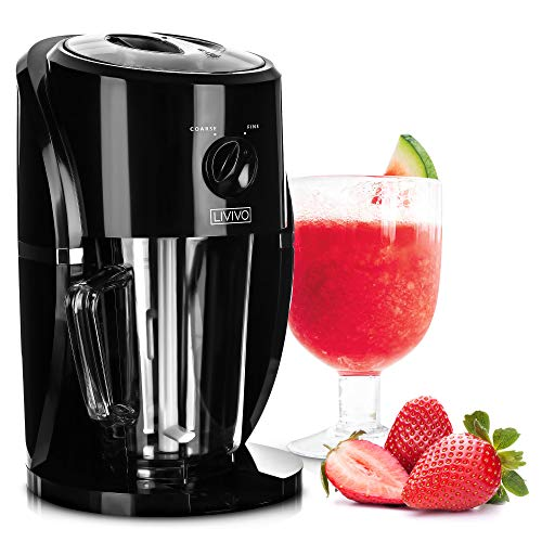 LIVIVO Electric Ice Crusher with...