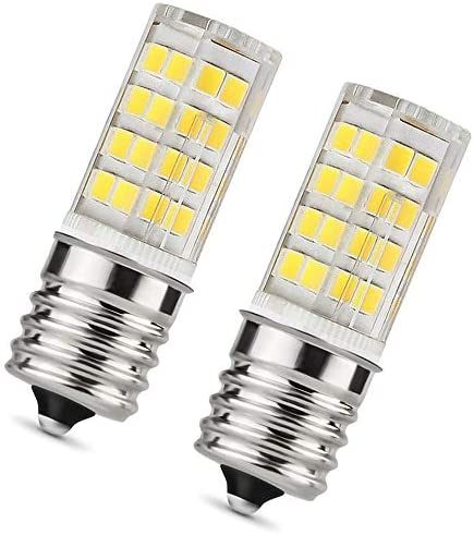 E17 LED Bulb T7 Base for Microwave Oven Over Stove Lights Home Lighting Under Microwave Stove product image