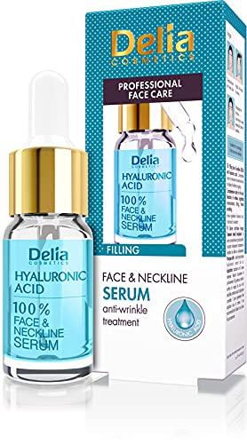 Siero acido Hyaluronic Delia Cosmetics