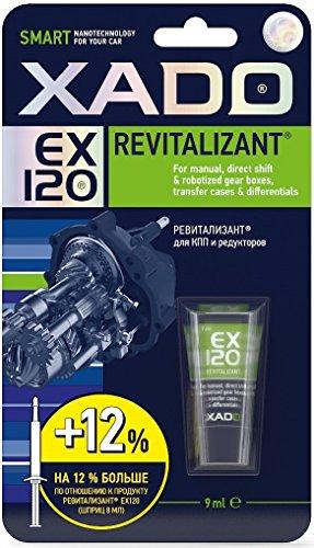 XADO EX120 Additiv für Schaltgetriebe, Differentiale Reparatur