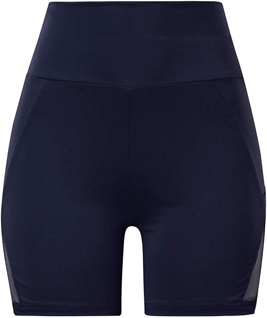 iLUGU Women's Solid Color Strethcy Leggings Tight Limited time sale Fitness Sports New Orleans Mall