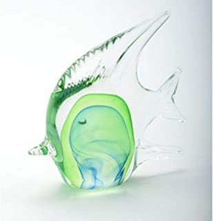 Best glass fish figurines Reviews