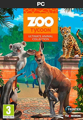 Zoo Tycoon Ultimate Animal Collection - Edición Estándar