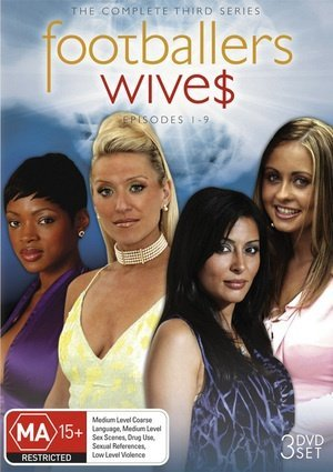 Footballers Wive$ (Complete Season 3) - 3-DVD Set ( Footballers' Wives ) ( Footballers' Wive$ - Complete Season Three ) [ NON-USA FORMAT, PAL, Reg.4 Import - Australia ] by Gillian Taylforth