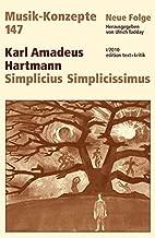 Karl Amadeus Hartmann: Simplicius Simplicissimus