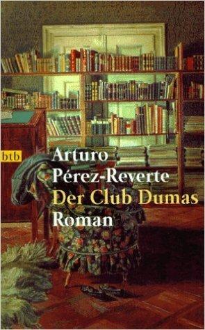 Buchseite und Rezensionen zu 'Der Club Dumas ( 1997 )' von