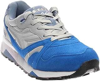 Diadora Mens N9000 Double L Running Casual Sneakers,