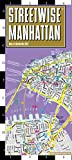 Streetwise Manhattan Map - Laminated City Center Street Map of Manhattan, New York (Michelin Streetwise Maps)