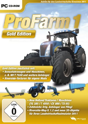 Landwirtschafts-Simulator 2011: Pro Farm 1 - Gold Edition (Add-On)