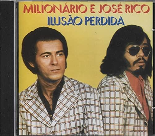 Milionário e José Rico - Cd Ilusão Perdida - 1975