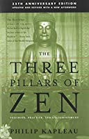 The Three Pillars of Zen, 25th Anniversary Updated and Revised Edition by Roshi Philip Kapleau(1989-02-27)