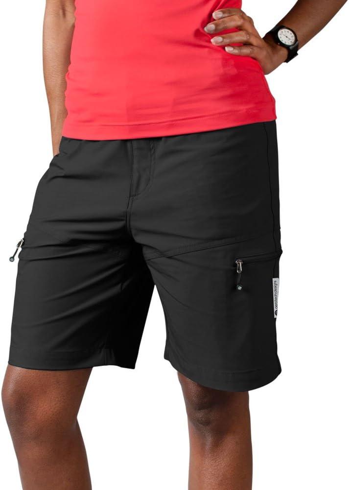 AERO TECH DESIGNS Women's Multi-Sport in Woven Stretch Shorts wi Max 79% OFF Elegant