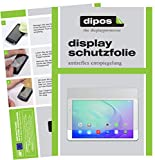 dipos I 2X Schutzfolie matt kompatibel mit Huawei MediaPad T2 10.0 Pro Folie Bildschirmschutzfolie