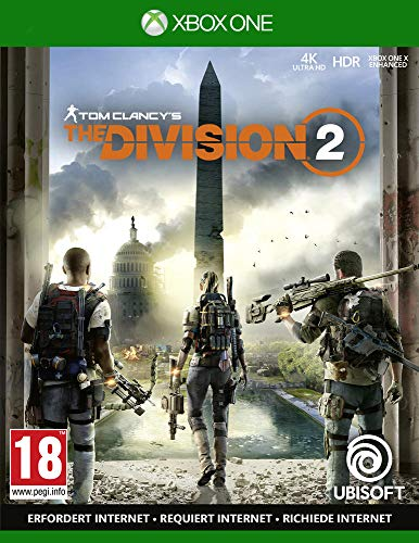 Ubisoft Tom Clancy's The Division 2 - Xbox One nv Prix