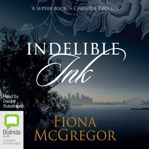 Indelible Ink audiobook cover art