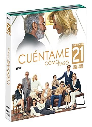 Cuéntame cómo pasó - Temporada 21 [DVD]