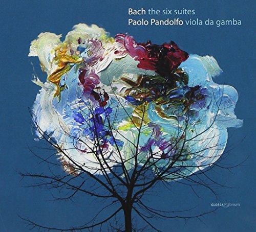 Johann Sebastian Bach: Cellosuiten BWV 1007-1012 (bearbeitet für Viola da gamba)