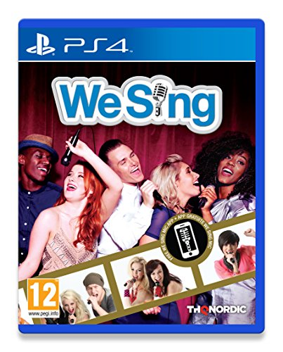 We Sing (PS4) - [Edizione: Regno Unito]