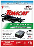 Tomcat Child and Pet Resistant Rat Trap