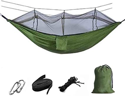 Bed Camping Camping Hammock Outdoor Hammock Sleeping Swing Tent Mosquito Net