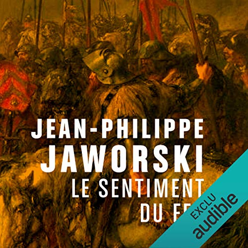 Le sentiment du fer audiobook cover art